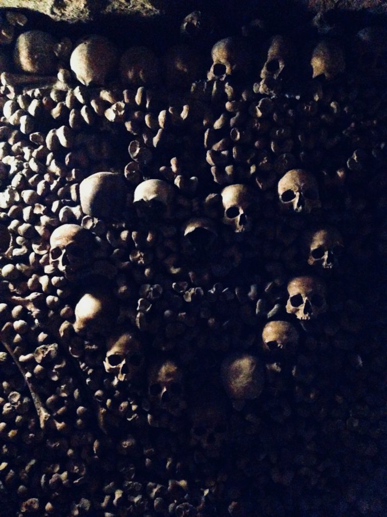 Catacombes-skulls