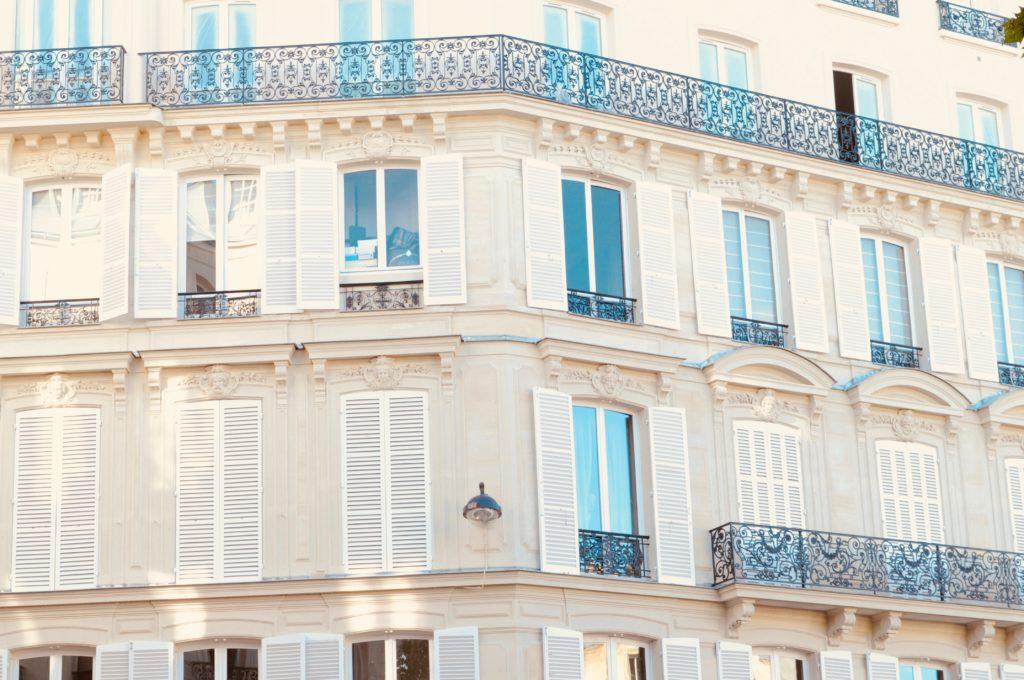 Parisian-apartment-windows