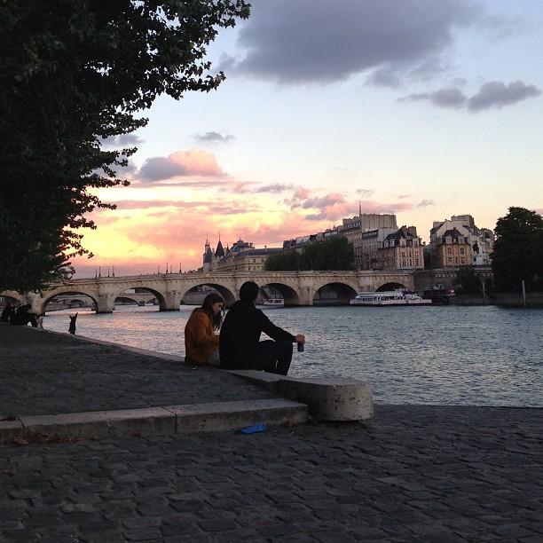 Living-in-France-Paris-Seine