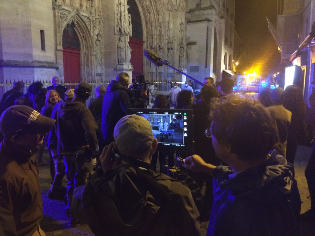 Paris-film-shoot-on-location