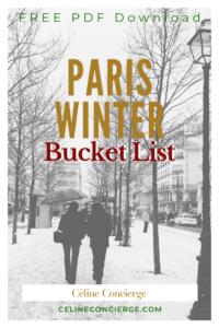 Paris-in-Winter-Bucket-List