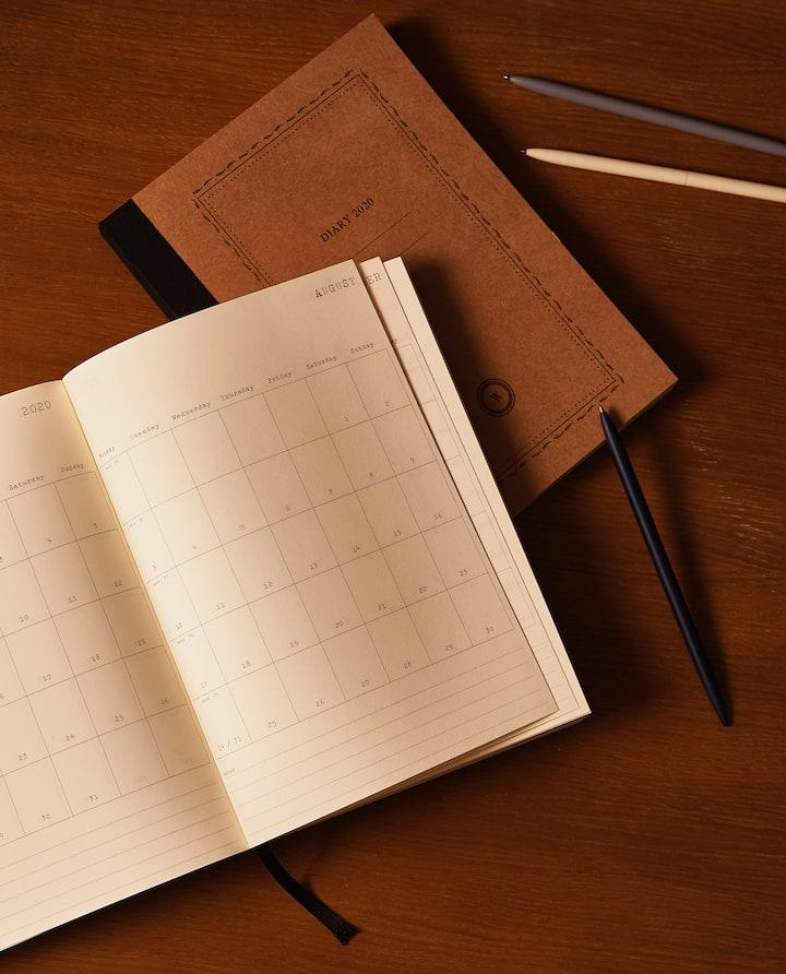 Zara-home-notebook