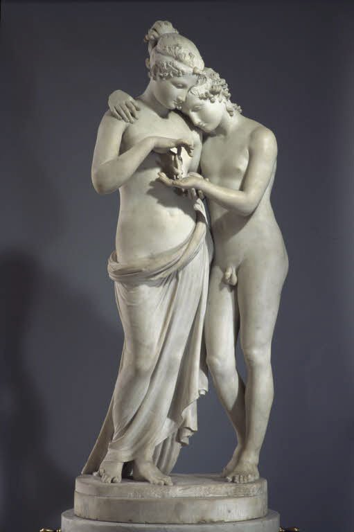 louvre-cupid-amour-Valentine's-Day