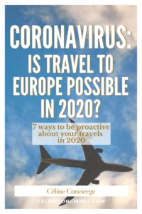 Coronavirus-Travel-Europe