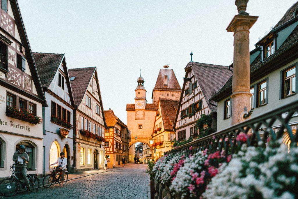 German-Town-Europe-Trip-Planning